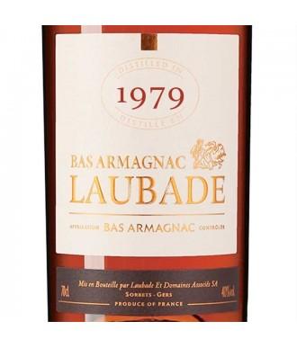 LAUBADE ARMAGNAC VINTAGE 1979