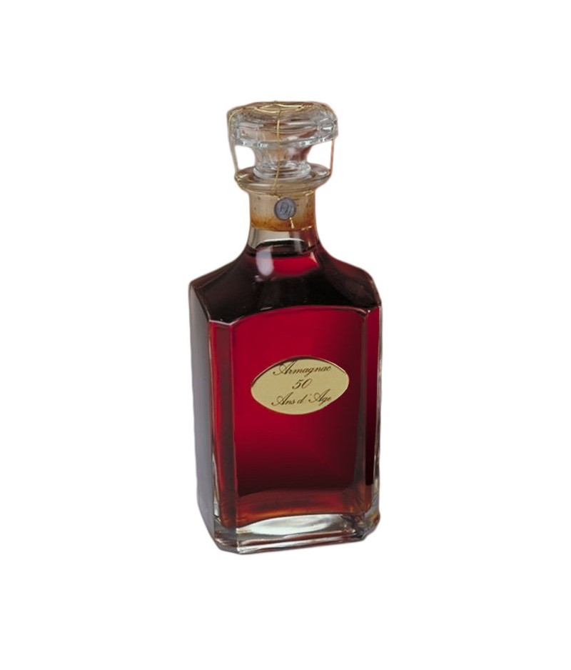 Baron De Sigognac Armagnac Carafe 50 Ans