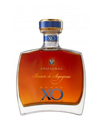 Baron De Sigognac Armagnac Xo Platinium