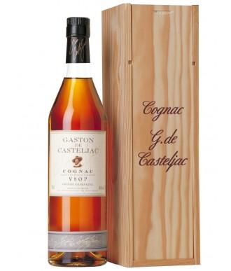 Gaston De Casteljac Cognac Vsop