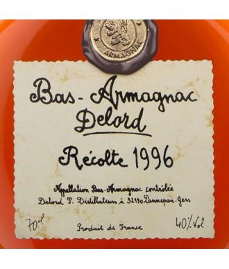 Delord Armagnac Millésime 1996