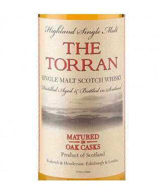 WHISKY THE TORRAN - SINGLE MALT