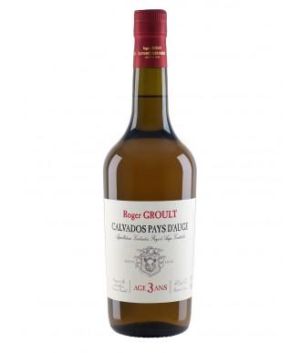 Calvados Groult Reserve 3 Ans 70Cl