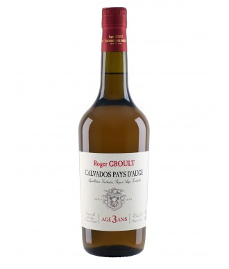 CALVADOS GROULT RESERVE 3 YEARS 70CL