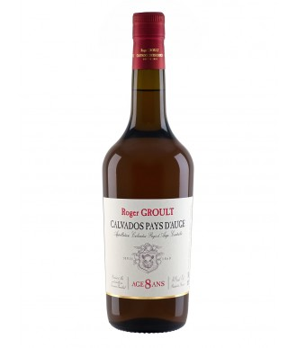 Calvados Groult 8 Ans 70Cl