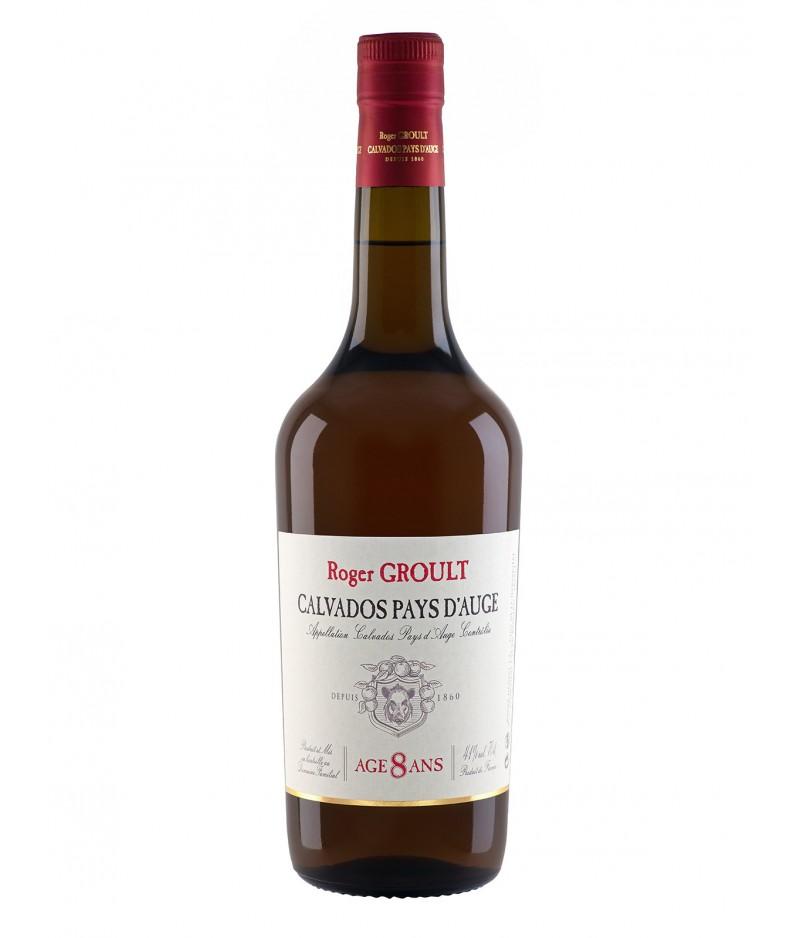 Calvados Groult 8 Ans 70Cl
