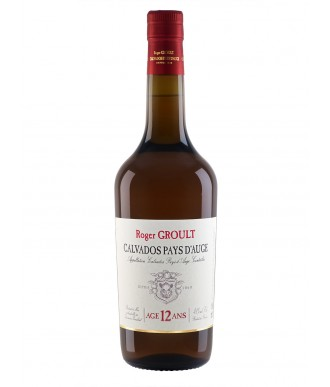 Calvados Groult 12 Ans 70Cl