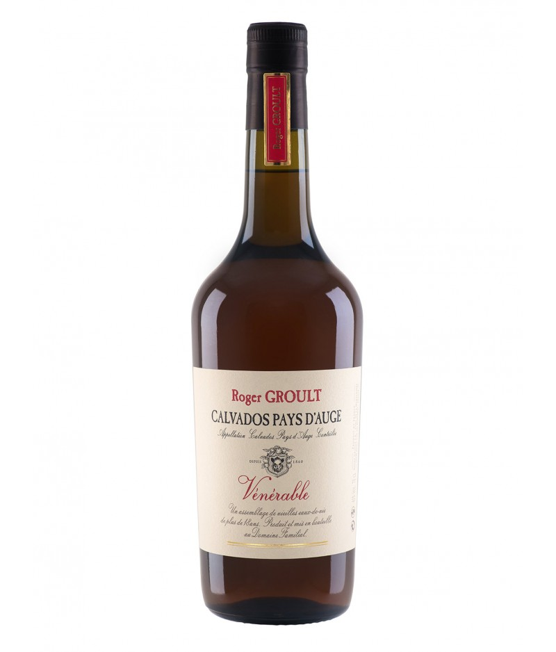 Calvados Groult Venerable 70Cl