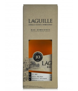 LAGUILLE ARMAGNAC 10 YEARS 50 cl