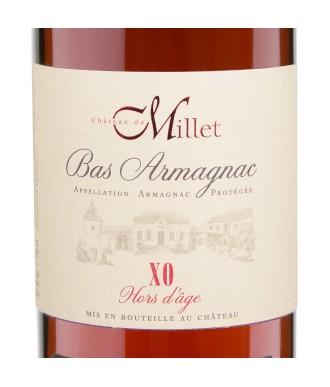 Millet Armagnac Hors D'Age
