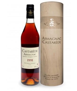 Castarède Armagnac Millésimé 1991