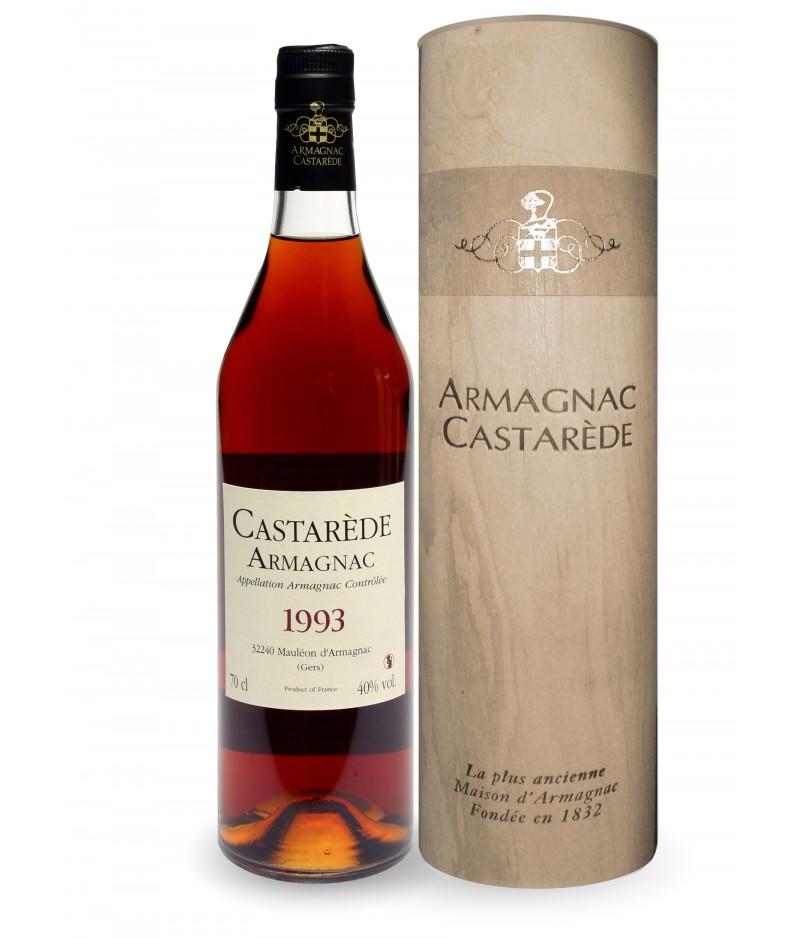 Castarède Armagnac Millésimé 1993