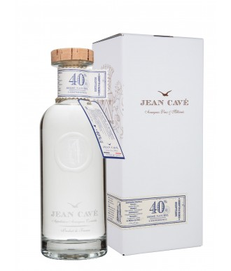 Jean Cavé Blanche D'Armagnac Experience 40°