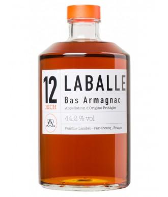 Laballe Armagnac Rich 12 Ans 50 Cl