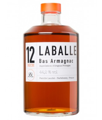 LABALLE ARMAGNAC RICH 12 YEARS 50 cl