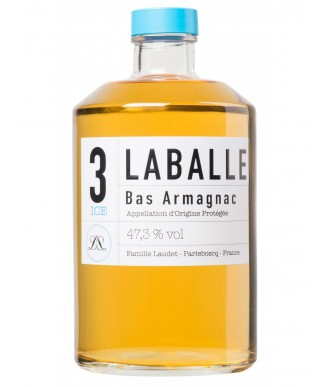 Laballe Armagnac Ice 3 Ans 50 Cl