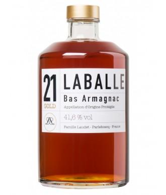 Laballe Armagnac Gold 21 Ans 50 Cl