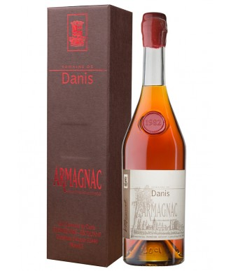 Danis Armagnac Millésime 1982