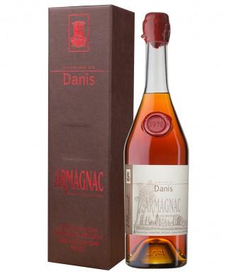 Danis Armagnac Millésime 1978