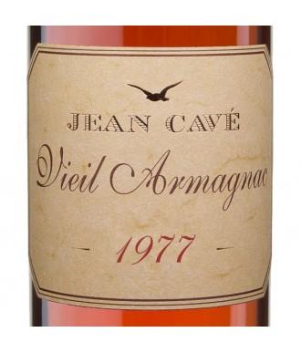 Jean Cavé Bas-Armagnac Millésimé 1977