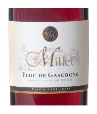 MILLET FLOC DE GASCOGNE ROSÉ