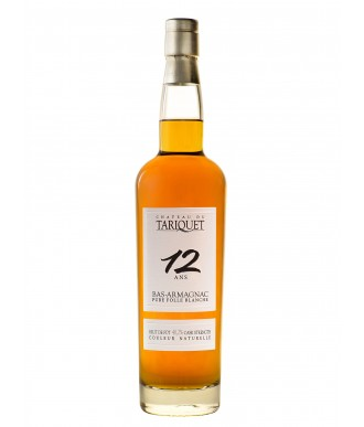 TARIQUET ARMAGNAC 12 YEARS