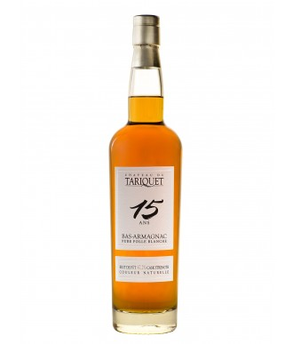 TARIQUET ARMAGNAC 15 YEARS