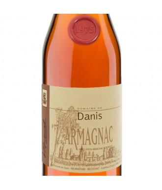 Danis Armagnac Millésime 1975