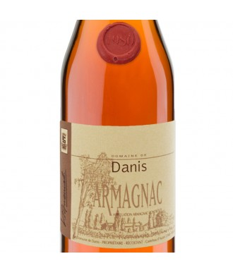 Danis Armagnac Millésime 1980