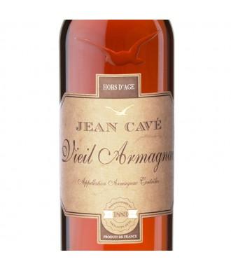 Jean Cavé Bas-Armagnac Hors D'Age
