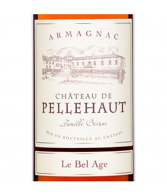 Pellehaut Armagnac - Le Bel Age