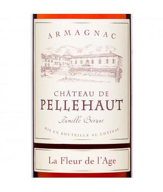 Pellehaut Armagnac Xo - La Fleur De L'Age