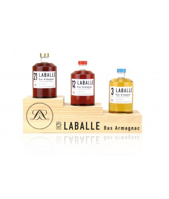 LABALLE ARMAGNAC GOLD 21 YEARS 50 cl