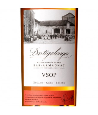 Dartigalongue Armagnac Vsop