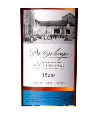 Dartigalongue Armagnac 15 Ans