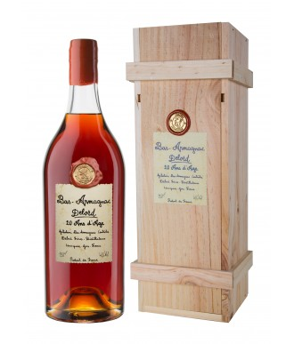 DELORD ARMAGNAC 20 YEARS D'ÂGE MAGNUM 150 cl