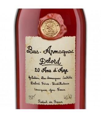 Delord Armagnac 20 Ans D'Âge Magnum