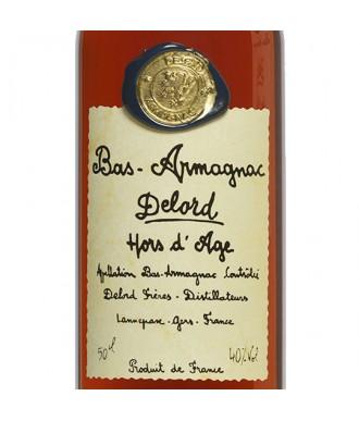 Delord Armagnac Hors D'Âge 50 Cl
